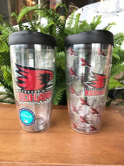 Signature Tumblers Super Traveler Southeast Missouri Redhawks