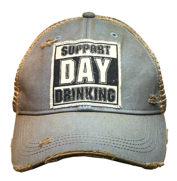 "Vintage Life Caps ""Support Day Drinking"""
