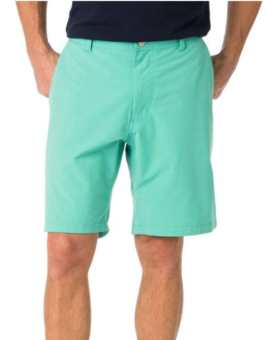 Southern Tide Tide To Trail Shorts Heron Green