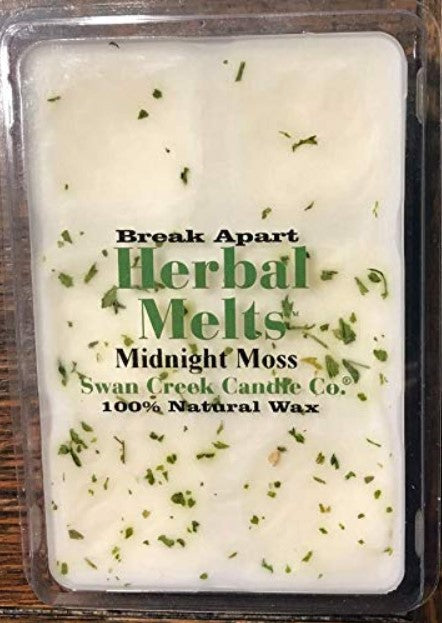 Swan Creek Drizzle Melts Midnight Moss