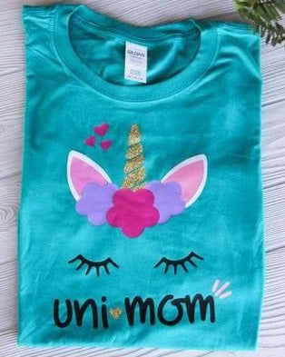 Unicorn Mom Shirt