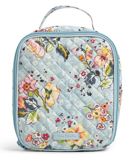 Vera Bradley Lunch Bunch Bag Floating Garden 26157-R27