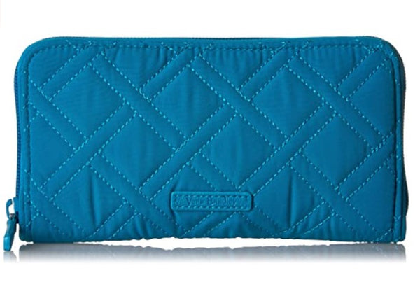Vera Bradley RFID Georgia Wallet Full Zip