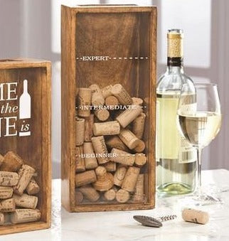 Beginner Wine Box by Mud Pie La Boutique