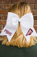 School Spirit Cheer Leading Bow