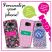 Samsung Galaxy S6 Phone Case w/ Personalization