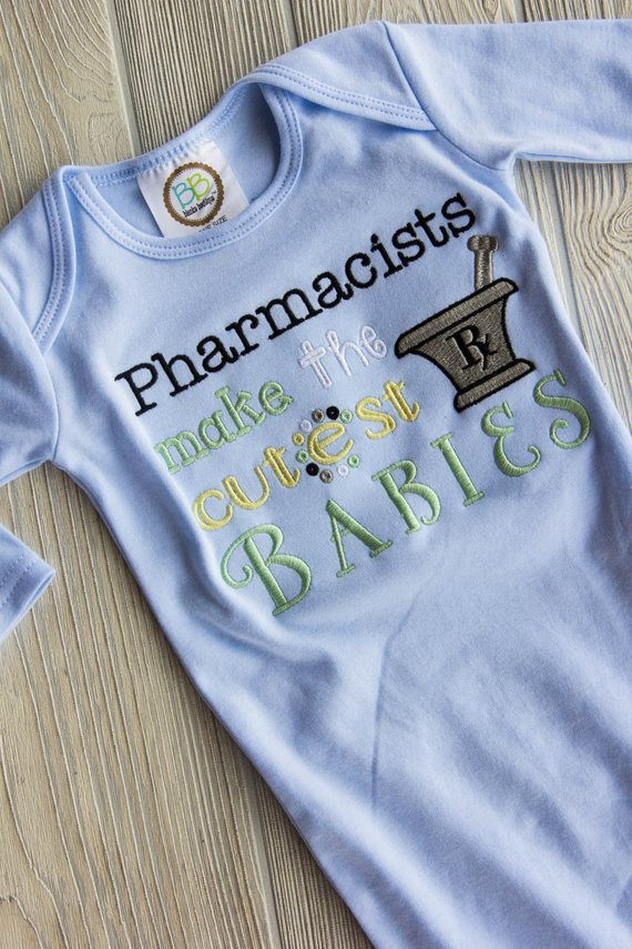 Pharmacists Make The Cutest Babies