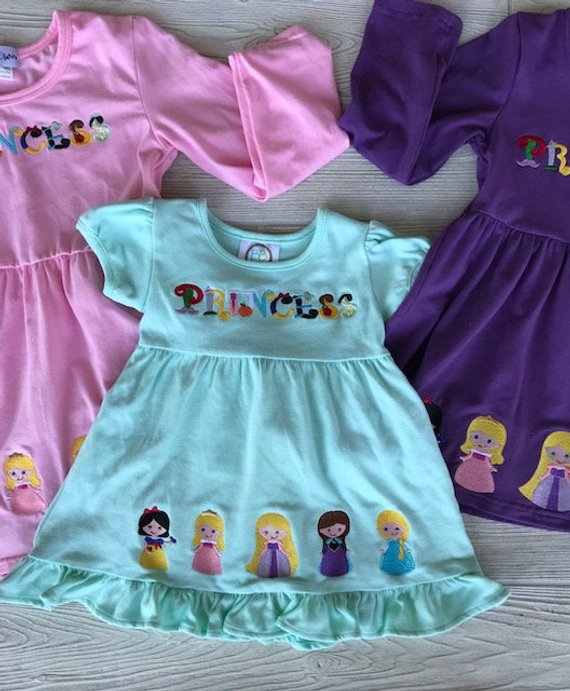 Disney Princess Dress Darling Custom Designs