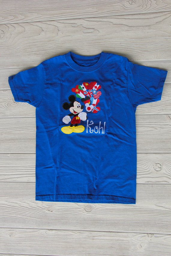 Mickey Mouse Global Diversity Disney Shirt