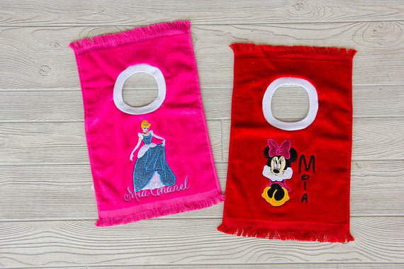 Disney Inspired Baby Bibs Darling Custom Designs