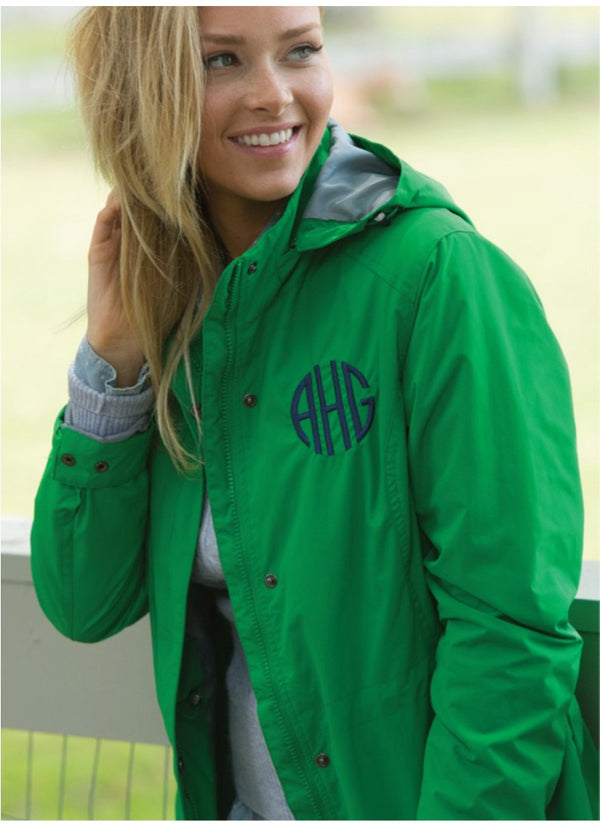 Charles River Women's Logan Rain Jacket