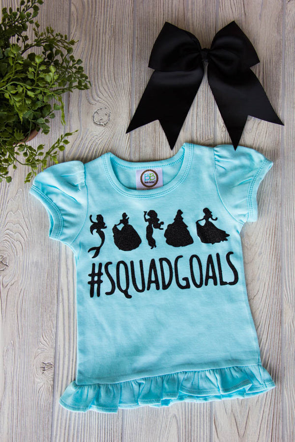 Disney Princess Squad Goals Tee