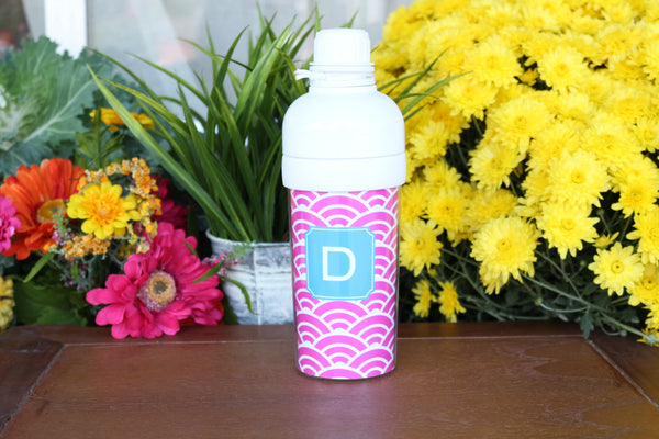 Sports Bottle w/ Monogram