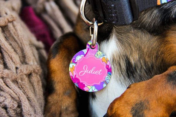Pet Tags w/ Personalization (Hawaii Collection)