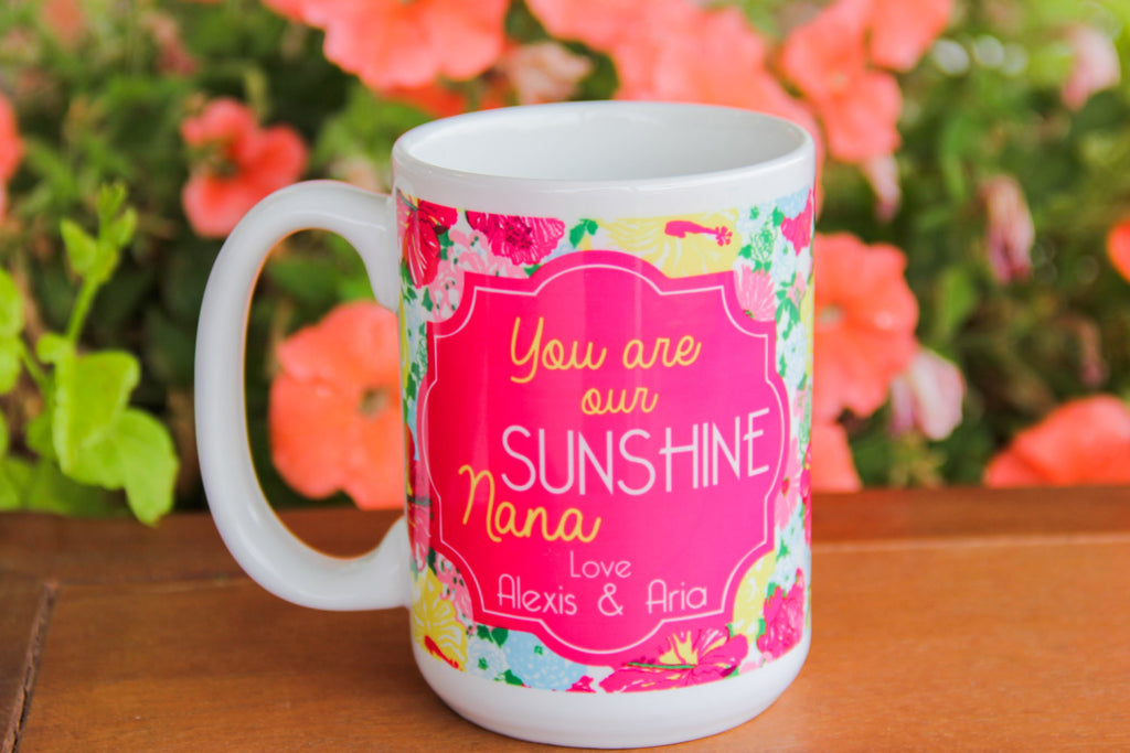 Personalized Mug for Nana - Birthday gift, Grandparent's Day, Just Because
