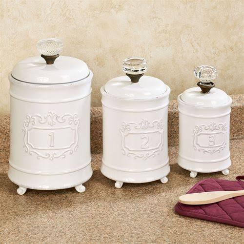 Circa Canister Set