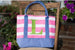 Mud Pie Initial Tote w/ Name