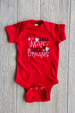 Little Man of Your Dreams Onesie