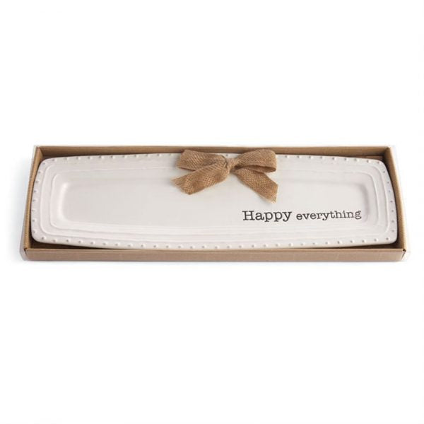 Happy Everything Tray