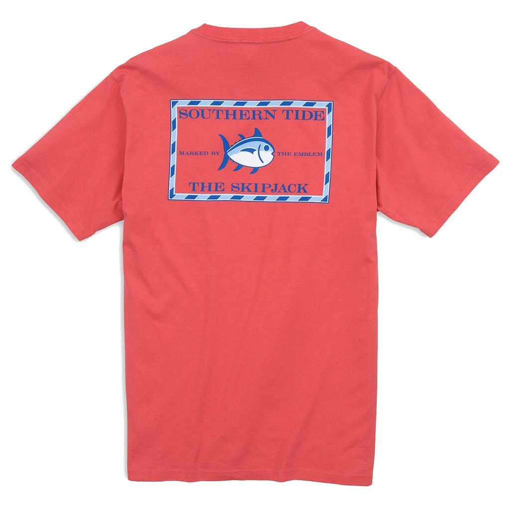 Southern Tide Skipjack Short Sleeve T-Shirt