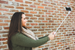Selfie Stick w/ Custom Business Personalization - Quantity of 10