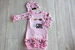 Sweetest Girl Newborn Gown
