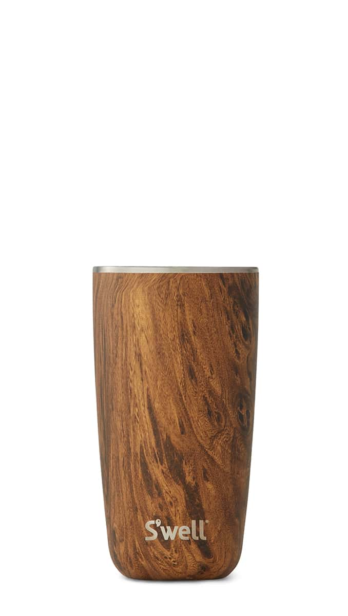 S'well Teakwood 18 oz Tumbler