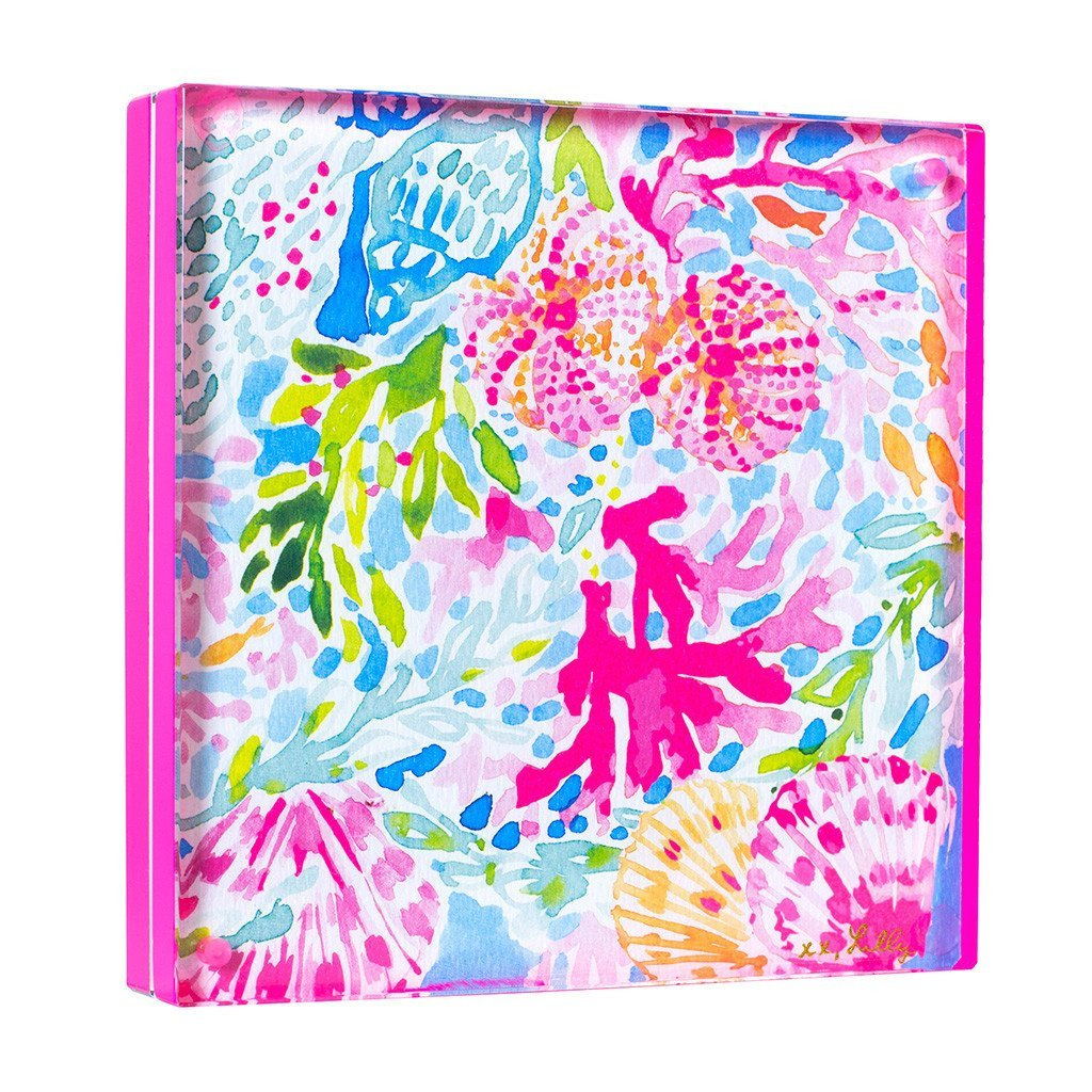 Lilly Pulitzer Acrylic Picture Frame 165728
