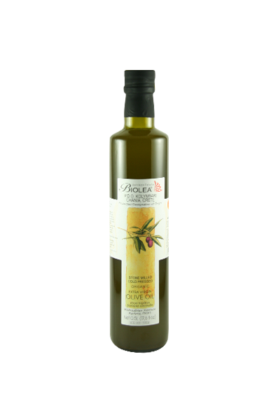 Biolea extra virgin olive oil (2017)