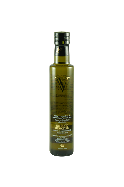 Vee - Extra virgin olive oil (Organic)