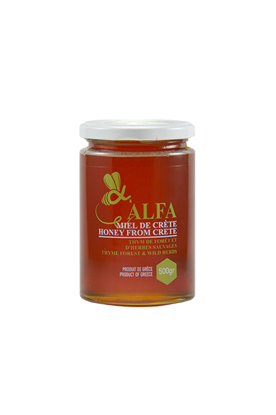 Alfa - Thyme forest and wild herbs honey