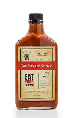 Bourbon Barrel BBQ Sauce