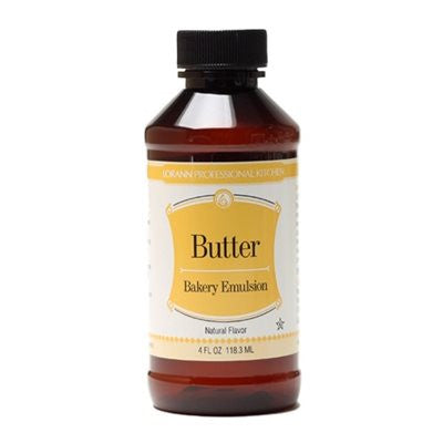 Butter (Natural), Bakery Emulsion