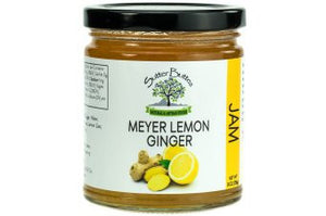 Meyer Lemon Ginger Jam