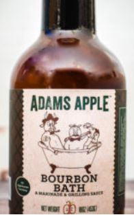 Adams Apple Bourbon Bath
