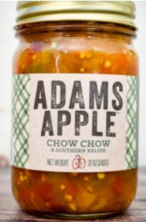 Adams Apple Chow Chow