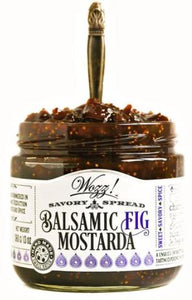Balsamic Fig Mostarda