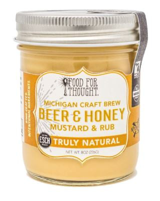 Beer & Honey Mustard