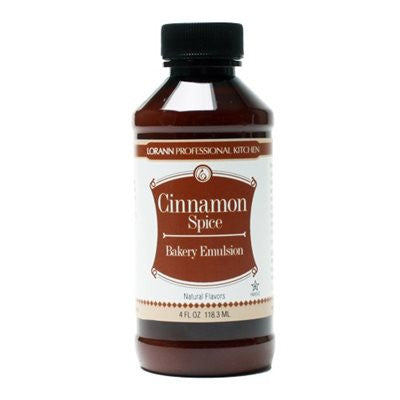 Cinnamon Spice, Bakery Emulsion