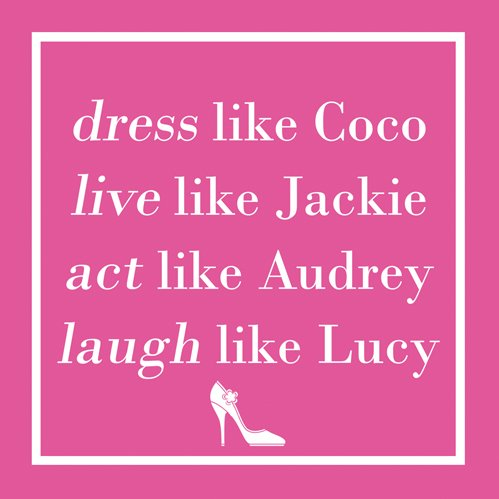 Coco Jackie Audrey Lucy Napkins