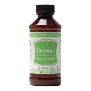 Coconut Bakery Emulsion