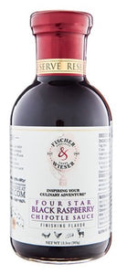 Four Star Black Raspberry Chipotle Sauce