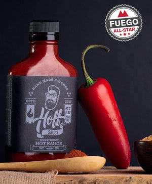 Hoff's Hot Sauce Original