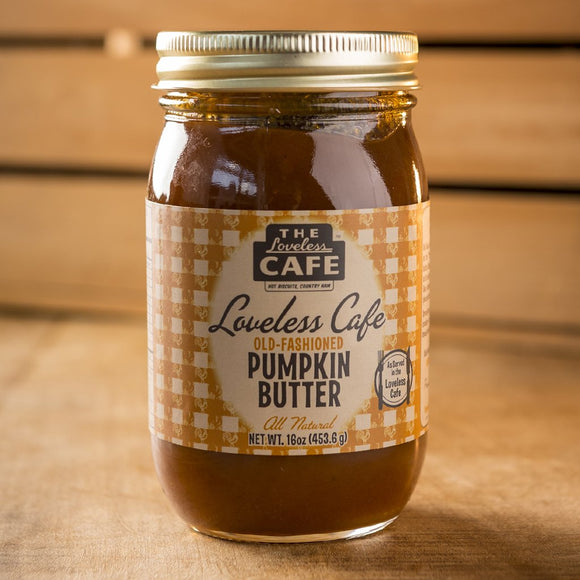 Pumpkin Butter Loveless Cafe