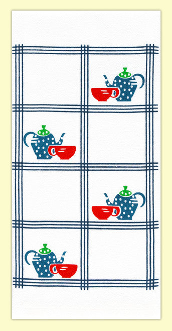 Country Coffee Towel