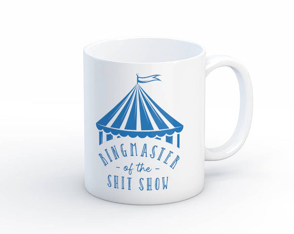 Ringmaster Coffee Mug