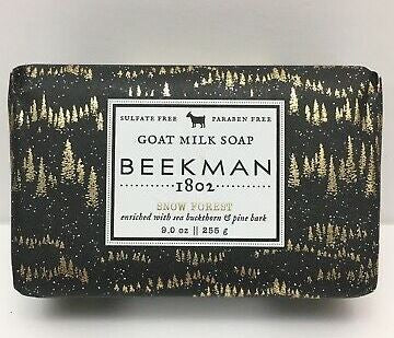 Beekman 1802 Snow Forest Soap