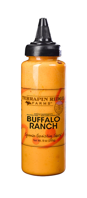 Buffalo Ranch Garnishing Squeeze
