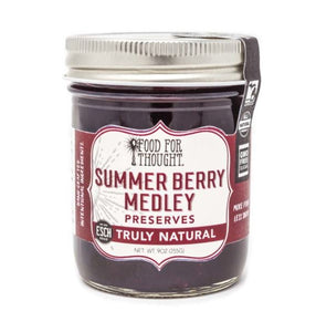 Summer Berry Preserves