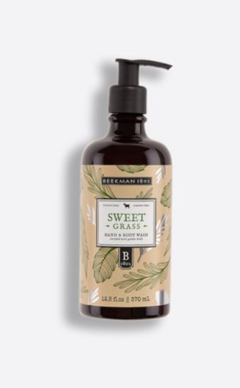 Beekman 1802 Sweet Grass Hand and Body Wash